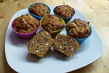 Herzhafte Feta-Muffins