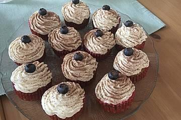 Tiramisu-Cupcakes low carb