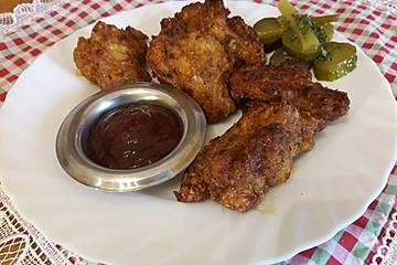 BBQ Chicken Wings mit fruchtig-scharfer Marinade