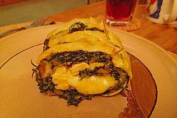 Spinatroulade
