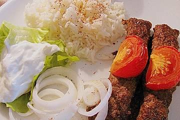Iranisches Kebab