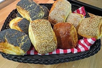 Morgenbirkes - Dänische Frühstücksbrötchen