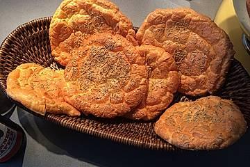 Cloud Bread, herzhaft