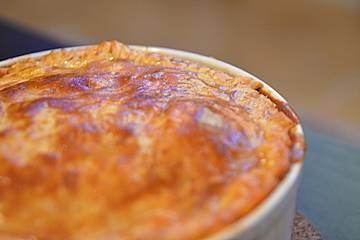 Einfache Meat-Pie