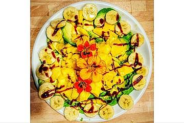 Mango-Avocado-Maracuja-Bananen-Salat