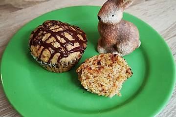 Schoko-Möhren-Muffin