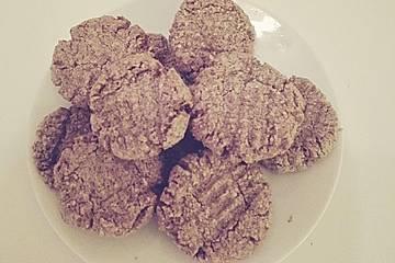Low Carb Zimt-Butter-Kekse