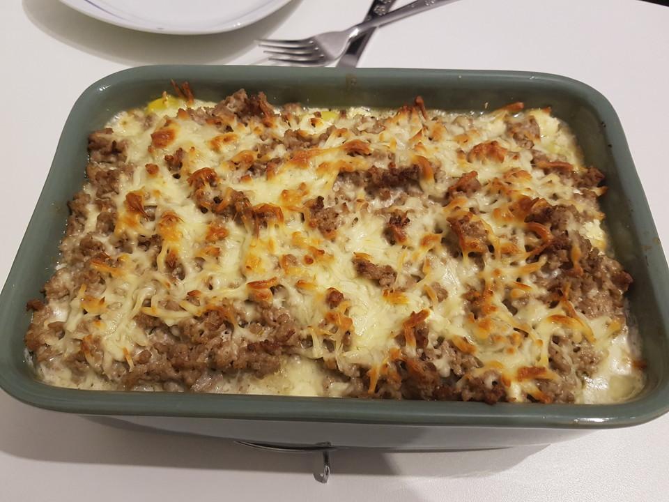 Kartoffel Hackfleisch Feta Auflauf Rezepte Chefkochde