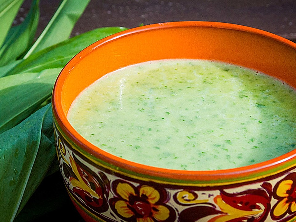 B-rlauch-Kartoffel-Suppe