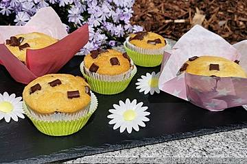Schnellste und einfachste Muffins ohne Waage