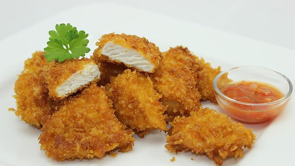 Wie Viele Küken Sind Ein Chicken Nugget