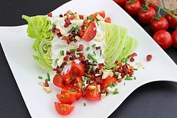 Eisbergsalat mal anders - Wedges Salad