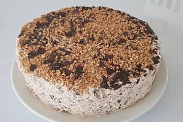 Grillage - (Eis) - Torte