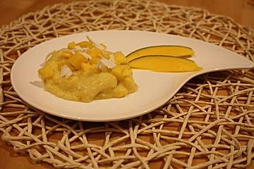 Indisches Griessdessert Mit Mango Von Ars Vivendi Chefkoch