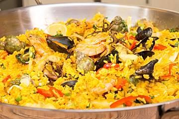 Paella - spanisches Nationalgericht