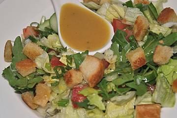 Leckeres Salatdressing