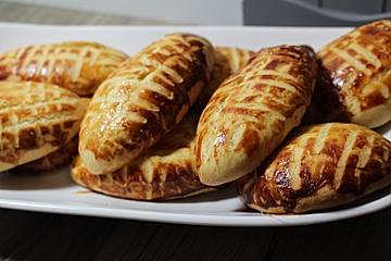 Pogca, authentisches Rezept vom türkischen Bäcker