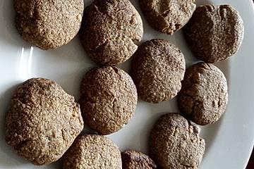 Low-Carb Walnuss-Cookies