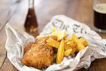 Fish & Chips – das englische Fast Food einfach selbstgemacht
