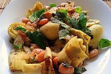 Frittedda - sizilianischer Gemüsetopf