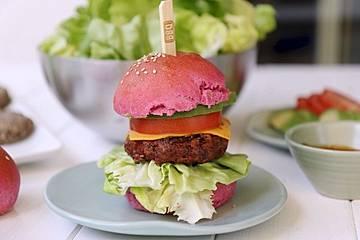 Vegane Burgerbratlinge