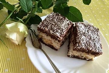 Kokos-Vanillecreme-Torte