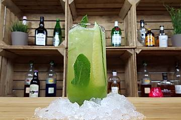 Gurken-Minz-Limonade