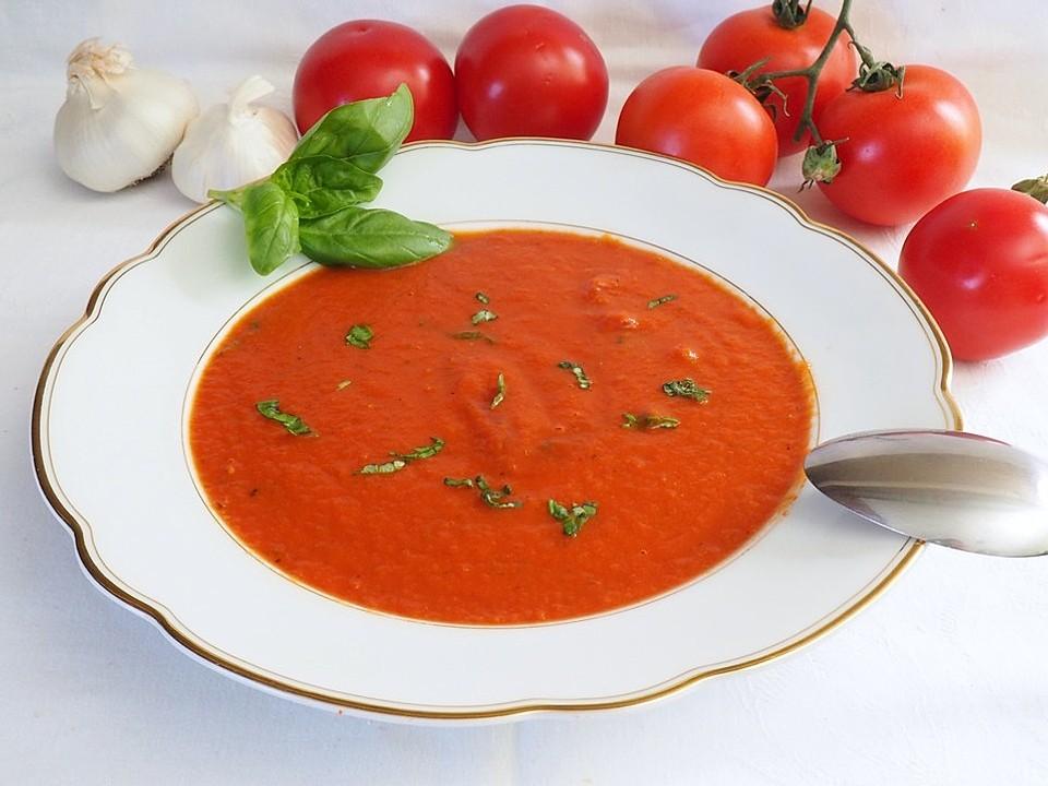 kk kegala kocht tomatensuppe