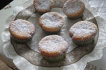 Erdbeerlimes-Muffin