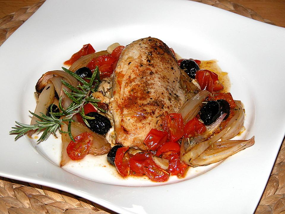 Hühnerbrust Rezepte Italien Chefkochde