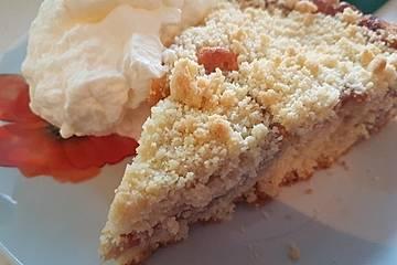 Marmeladen-Blechkuchen