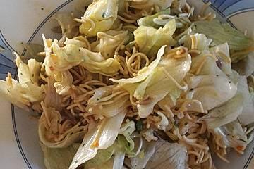 Mie-Nudel-Salat