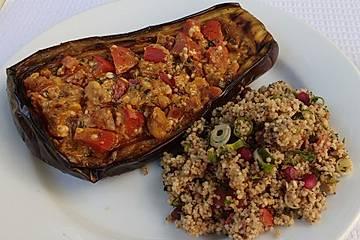 aubergine grillen rezept