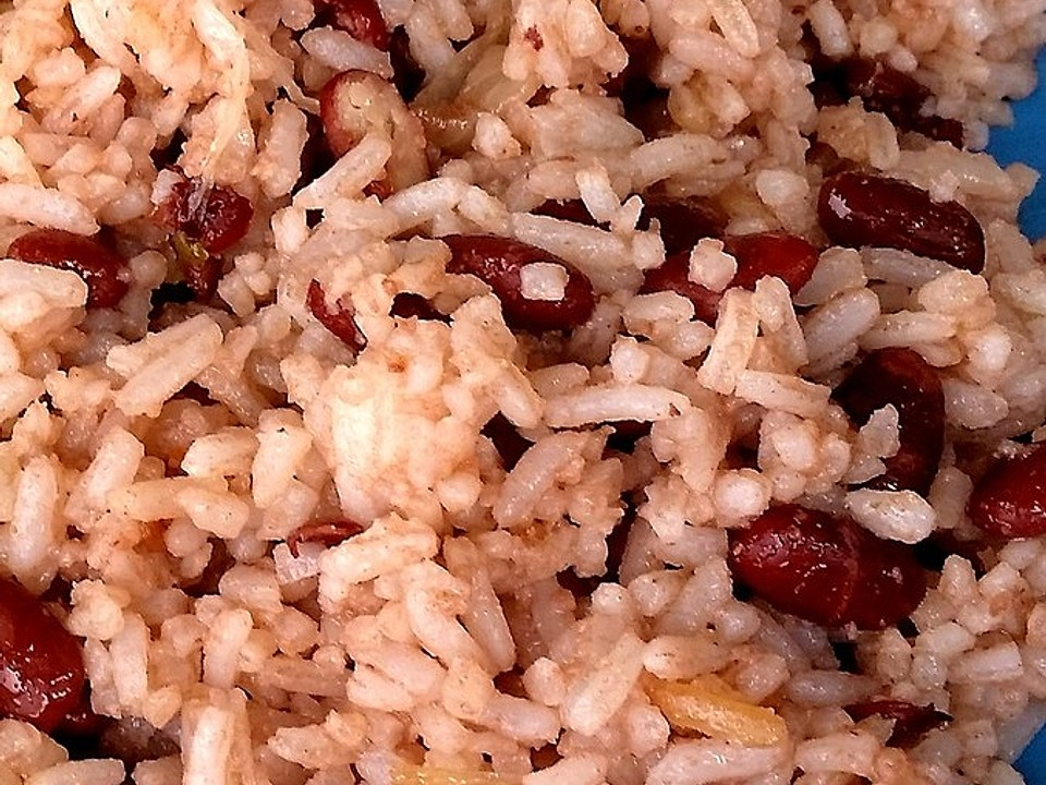 Rice And Beans Aus Guatemala Von Misita Chefkoch