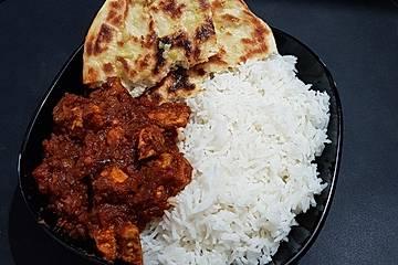 Tandoori Masala Chicken Curry