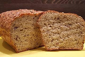 Low-Carb-Brot mit Chiasamen