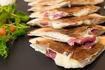 Tortilla Toast