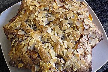 Mandel - Orangen Kuchen