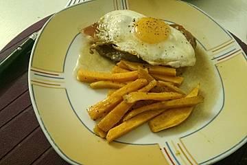 Steak à la Portugaise