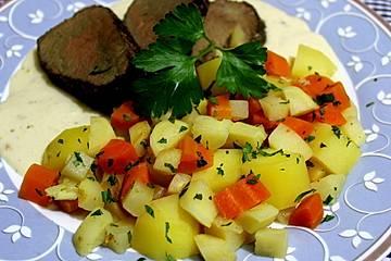 Bouillonkartoffeln