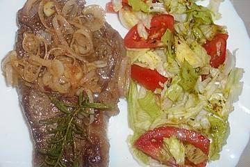 Das perfekte Steak mit Steakkruste