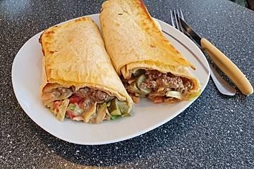 Big Mac Wrap