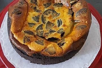 The World's Best Oreo-Cheesecake
