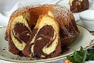 Mit saftiger und marmorkuchen nutella öl Marmorkuchen