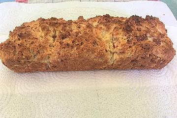 Schnelles deftiges Brot