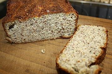 Low Carb Quark Brot