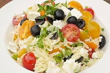 Kritharaki-Salat