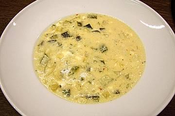 Zucchini suppe rezept chefkoch