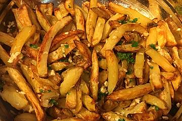 Knoblauch French Fries, Madeira Style