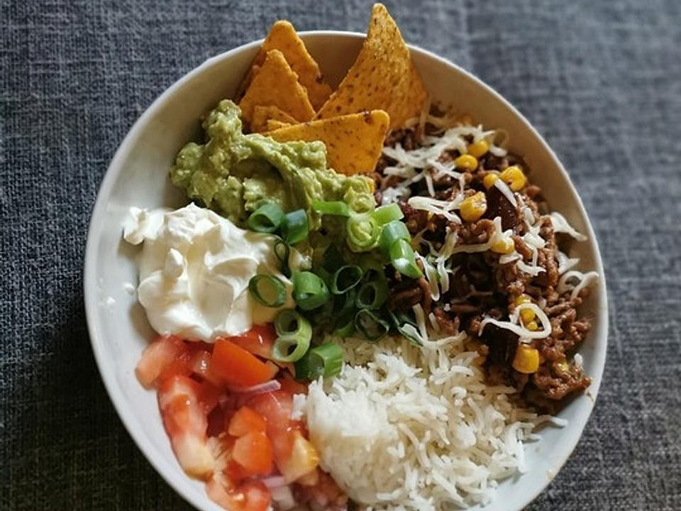 Sophies Burrito Bowl von sophie_berlin | Chefkoch